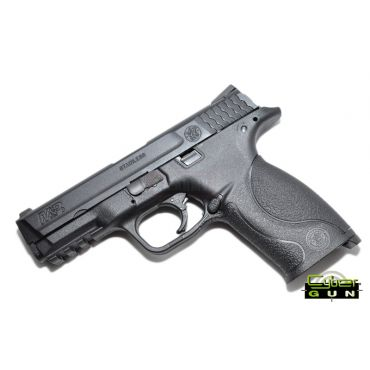 Cybergun S&W M&P9 Full Size Gas Pistol ( BK )