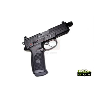 Cybergun FN FNX45 Tactical GBB Airsoft Pistol ( BK )