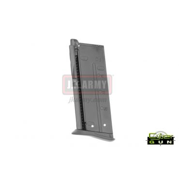 Cybergun 17 Rds Gas Magazine for FN57 Five-Seven Regular ( BK )