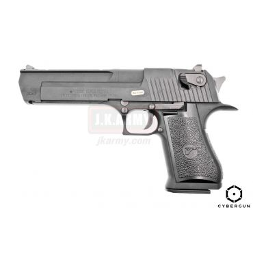 Cybergun WE Desert Eagle Gas GBB Airsoft Pistol ( BK )