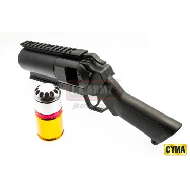 CYMA 40MM Pistol Grenade Launchers w/ 64Rds Cartridge ( Set A )