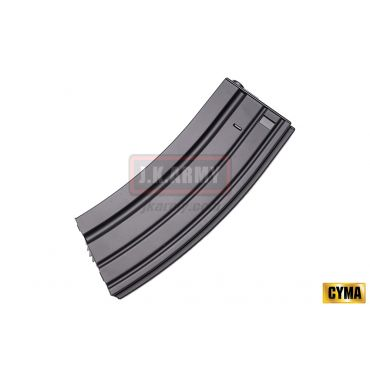 CYMA 416 Magazine for AEG (350 rounds) ( Black )