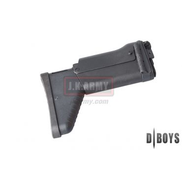 D-Boys SCA Folding Stock ( BK )