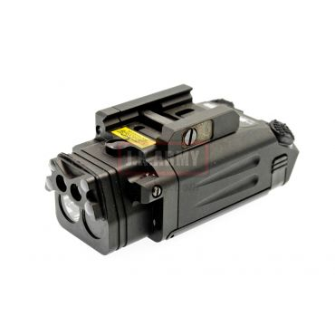 DBAL ePL Light LED & IR Laser & IRLL Device ( BK ) ( Aluminum Version )