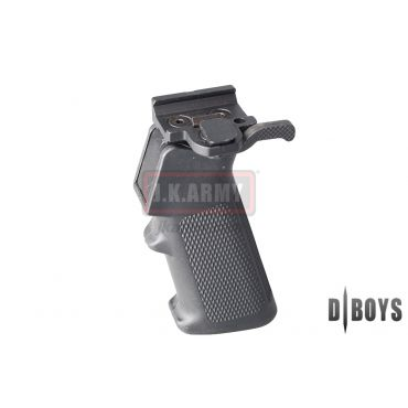 D-Boy QD Mount RIS Grip