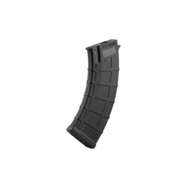 D-Day / Arcturus AK Dmag Hi-Cap Wheel Magazine for AK AEG Series ( Black / Tan )
