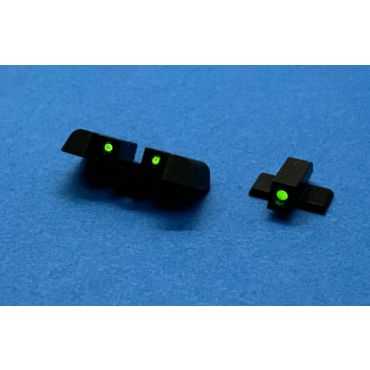 Pro-Arms Tritium CNC Steel Sight Set for For VFC/KA SIG M17 ( SIG AIR P320 M17 6mm Gas Version GBB Pistol )