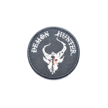 Demon Hunter Patch ( Black x White ) ( Free Shipping )