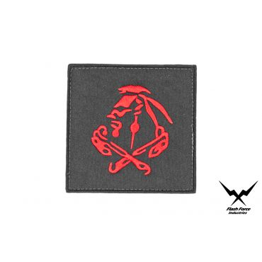 NSWDG Red Squadron Team Flag Patch DEVGRU