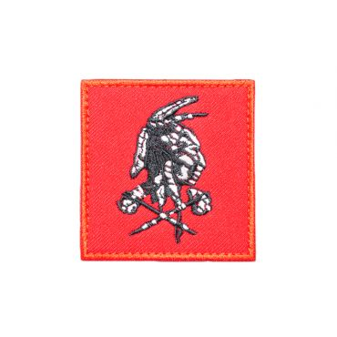 "DEVGRU Red Team "" The Shooter "" Patch ( Red ) ( Free Shipping )"