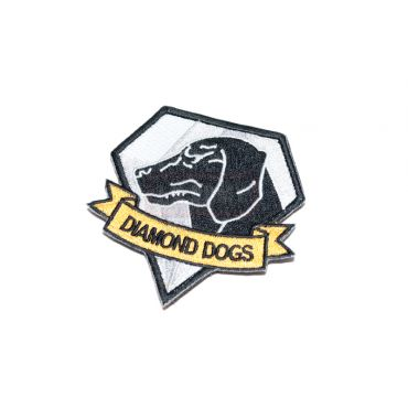 Diamond Dogs Patch