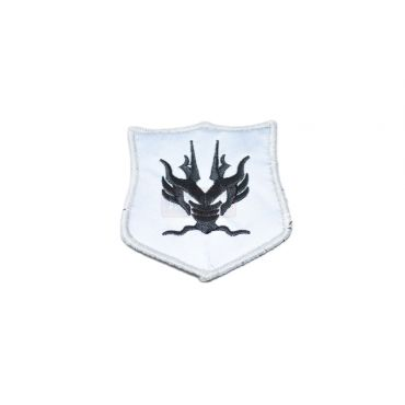 Dragonind Fabric Reflective Patch - Dragon ( Free Shipping )