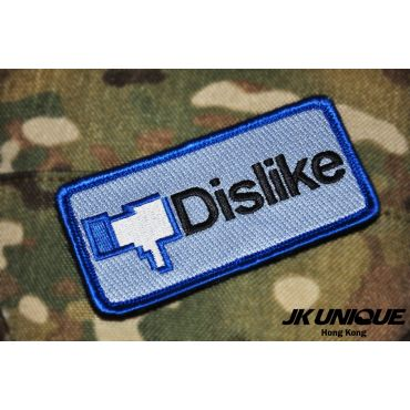 JK UNIQUE Dislike Patch
