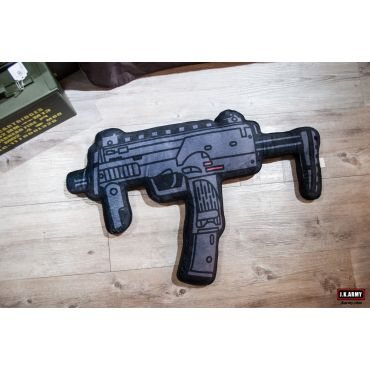 MP7 SMG Style Plush Cushion