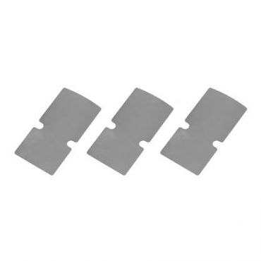 DYTAC Stainless Steel Shim Kit for RMR Slot ( Thickness: 0.3mm x 3pcs )