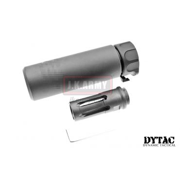 DYTAC SOCOM Mini 1 Silencer w/ SFCT-556 Flash Hider (Black)
