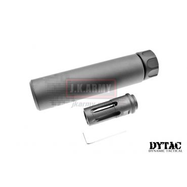 DYTAC SOCOM RC 1 Silencer w/ SFCT-556 Flash Hider (Black)