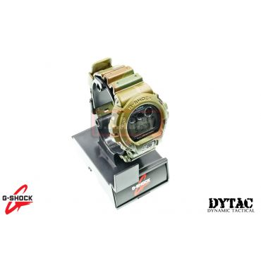 DYTAC Water Transfer CASIO G-Shock 6900 Watch in Multicam ( DY-WT31-MC )