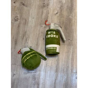 MF Grenade M61 Plush Cushion