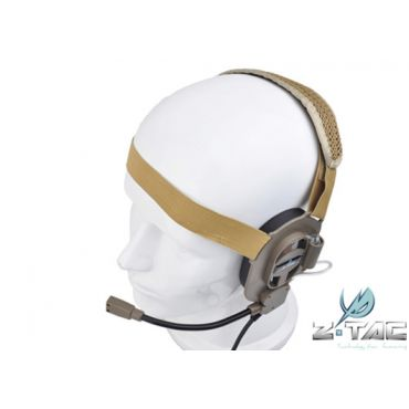 Z-Tactical Bowman IV M-Tactical Headset ( DE )