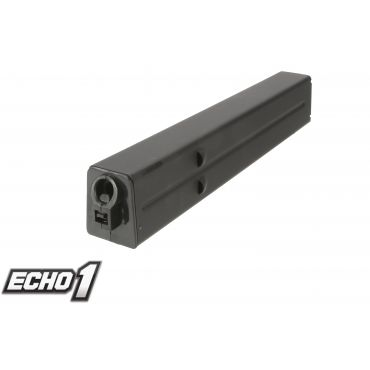 Echo One GAT (General Assault Tool) AEG Airsoft Gun High Capacity Spare Magazine 250 Rds
