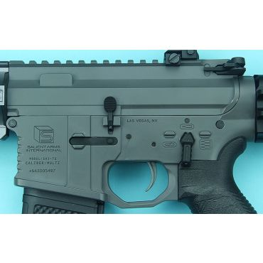 G&P Salient Arms AEG Metal Body ( Gray )