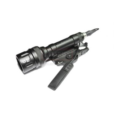 Element EM 620V LED Flashlight with QD Rail Mount ( Black )