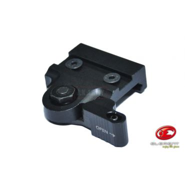 Element LARUE SF ScoutLight Mount ( BK ) ( EX 059 )