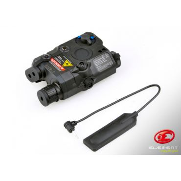 Element PEQ LA5 Advanced Target Pointer Illuminator Aiming Light ( PEQ15 LA-5 ) ( BK )