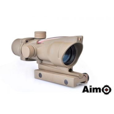 AIM ACO 1X32C Red Dot with Illumination Source Fiber ( DE )