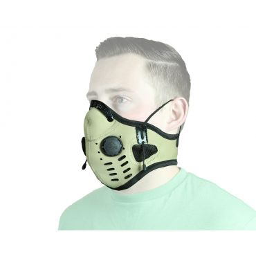 ATV TEK ELITE Series Neoprene Dust Mask Tan ( #EDMTAN )