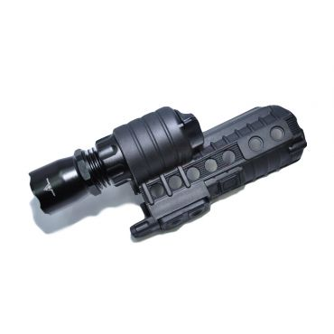 Element M500A CREE M4 Weapon Light ( BK ) ( EX 203-BK)