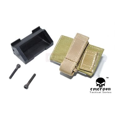 EMERSON MP7 GPS Mount Pouch ( KH )