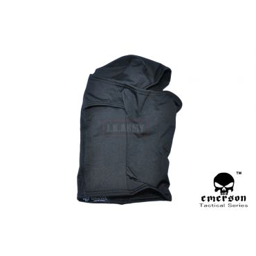 EMERSON Fleece Warmer Hood ( BK )