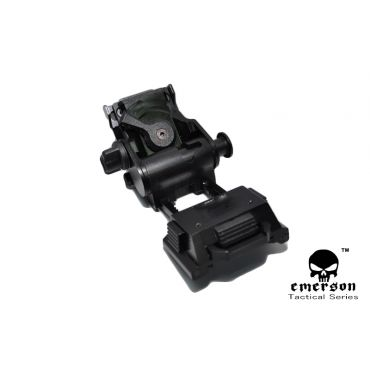 Emerson Aluminum Dummy L4 24 NVG Mount ( BK ) ( for PVS-15 PVS-18 ) ( Free Shipping )
