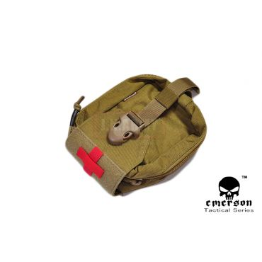 EMERSON Military First Aid Kit Pouch ( Khaki )