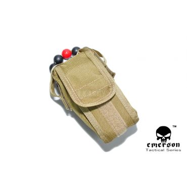 EMERSON Tactical Flotation Style MAG Drop Pouch ( Khaki )