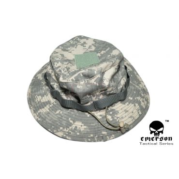 Emerson Velcro Boonie Hat ( ACU / UCP )
