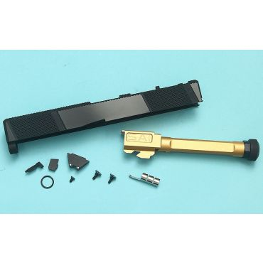 EMG SAI™ Utility Slide Kit w/ RMR Cut for TM Model 17 GBBP ( BK )