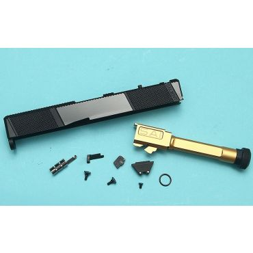 EMG SAI™ Utility Slide Kit w/ RMR Cut for Umarex Glock 19 ( BK )