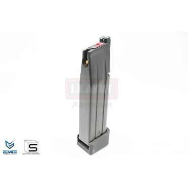 EMG SAI 30rds CO2 magazine for Hi-Capa Airsoft GBB Pistol  ( BK )