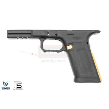 EMG SAI BLU Nylon Fiber Lower Frame For Marui / WE G Model GBB ( G&P )