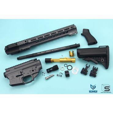 EMG SAI GBB Kit For Marui MWS ( Cerakote Grey ) ( Long ) ( Limited Edition ) ( GRY )