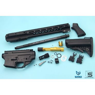 EMG SAI GBB Kit For Marui MWS ( Black ) ( Long ) ( Limited Edition ) ( GRY )