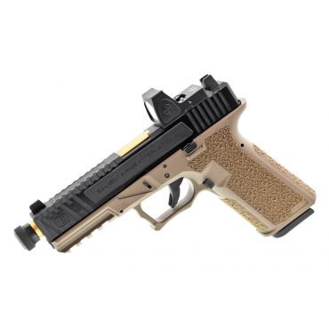 JKA - EMG SAI TIER ONE w/ RMR Slide (G&P) & JDG P80 PF940V2 Frame & UMAREX Glock 17 Gen3 Airsoft ( JKA Custom Made )