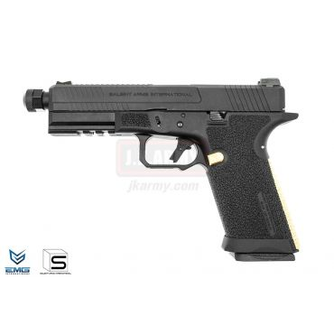 EMG Salient Arms International SAI BLU Model 17 GBB Airsoft Training Weapon