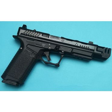 EMG Strike Industries SI-ARK-17 GBB Pistol ( Black ) ( Not include Mass Driver Comp ) ( EMG-SIPP1 )