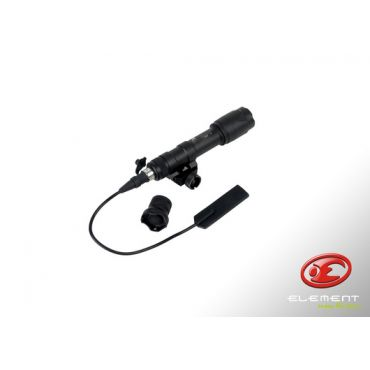 Element EX 072 EM600 LED Tactical Version Scout Light ( Black )