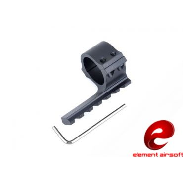 Element 30mm Scope Mount Top Rail ( BK ) ( EX 309 )
