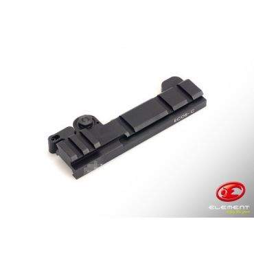 Element Holosight QD Mount ( Black ) ( For Airsoft 551,552,553,557 etc.)